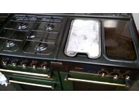 RANGEMASTER 110 LEISURE PROFESSIONAL GAS COOKER SPECIAL EDITION...free delivery