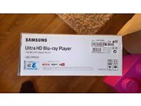 Samsung Ultra HD Blu-ray Player (UBD-M9000)