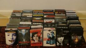 99 DVDs for sale, good condition, various genres
