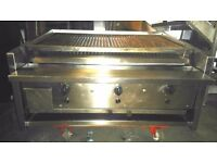 ARCHWAY CHARCOAL SHORT GRILL 3 BURNER FOR COMMERCIAL CATERING EQUIPMENT
