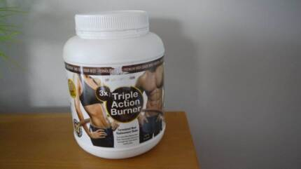 Triple Action Burner Formulated Meal Replacement shake