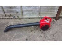 LITTLE WONDER PETROL LEAF BLOWER