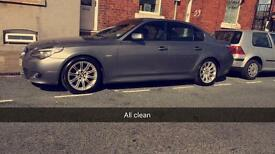 bmw 5 series 2.0 cat D
