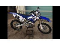 Will take PX 2017 Yamaha Yz250 Yz 250 2 stroke motocross bike mx motocross px swap Yzf Ktm kxf rm