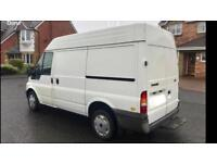 Reliable man with van