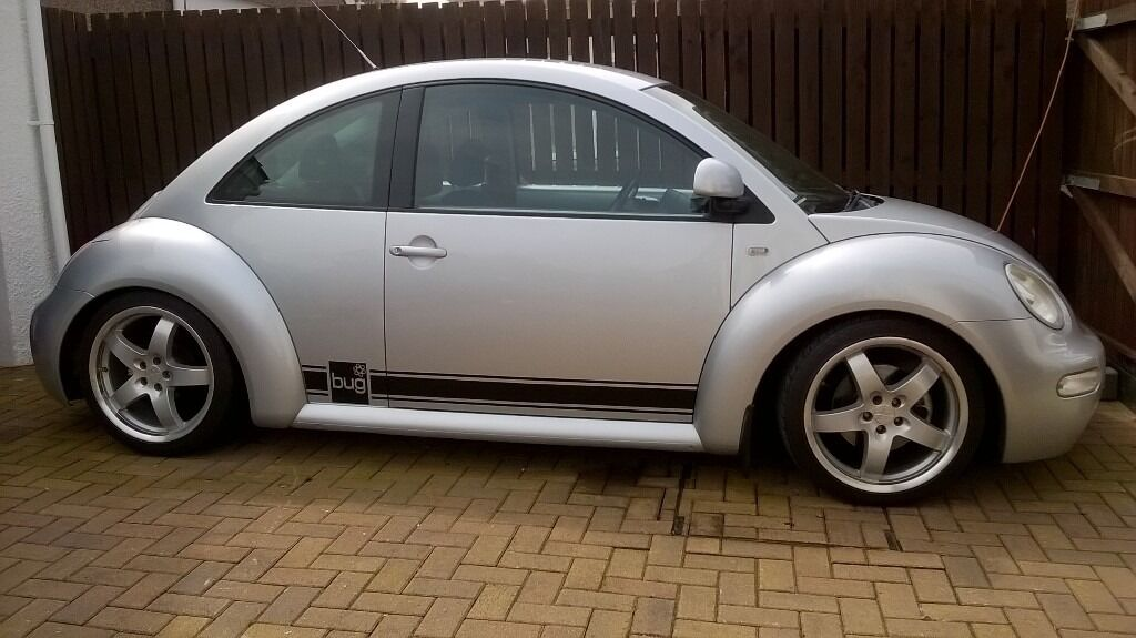 volkswagen vw new beetle rare 1 8 turbo revo in ayr south ayrshire gumtree. Black Bedroom Furniture Sets. Home Design Ideas