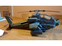 Large helicopter.