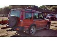 Landrover discovery td5 !!