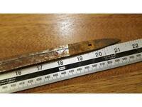 Ww1 bayonet relic