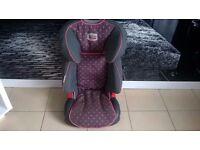 NICE CLEAN BRITAX CAR SEAT
