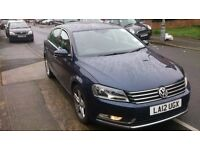 VW PASSAT SE TDI BLUE MOTION(2012)2.0-AUTOMATIC(PCO STICKER)