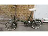 Lovely Vintage Retro Raleigh RSW bike c1966 Fully Serviced