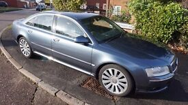 2005 Audi A8 3.0 TDI fully loaded lots of £££ spent