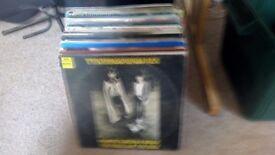 67 x Rock/Pop/Funk 12'' Vinyls