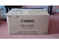 Yamaha RX-A3070 4K ATMOS 9.2/ 11.2 Channel AV Receiver HDR HD 7.1.4 7.2.4 Home Cinema