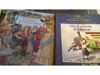 classic adventures childrens magazine,19 with 1 original folder