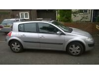 Renault Megane 1.4 oasis (or even for spares or repairs)