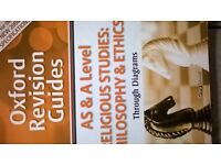 AS and A Level Revision Guide Religious Studies: Philosophy & Ethics