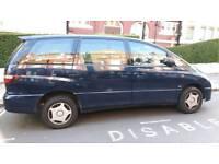 Toyota preview car hatchback 2004 126000 2l d
