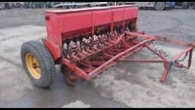 Massey Ferguson MF30 seed drill