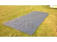 Awning ground sheet / carpet
