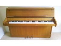 BENTLEY MODERN PIANO AND STOOL