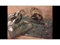 Brakeburn bag and scarf