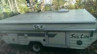 Pop up camper Sunlite IT 1990