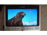 Odys TV / CD / DVD portable player