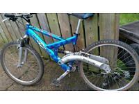BARRACUDA OBLIVION mountain bike for sale