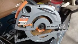 Evolution Rage B circular saw