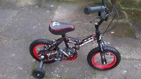 "Probike Ninja 12"" Wheels"