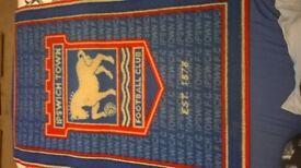 ipswich town rug