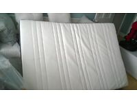 Ikea Morgedal double mattress (almost new)