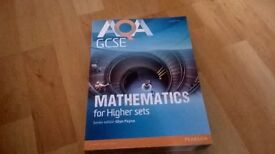 AQA GCSE Mathematics for Higher Sets Student Textbook