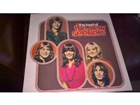 Vinyl Box Set..The Best of the New Seekers...6 record set..