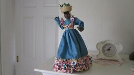 Collectible Doll from Cuba National Costume
