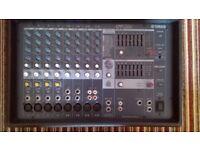 Yamaha 8-Channel Mixer