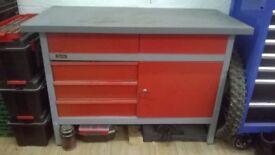 Clarke workbench garage work bench