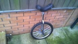 unicycle for swap
