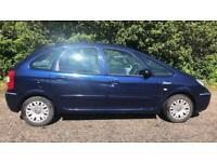 CHEAP DIESEL 5 DOOR CITROEN PICASSO 2.0L (2005) year mot with TOW BAR FITTED