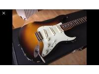 Fender 1963 Custom Shop Relic Stratocaster