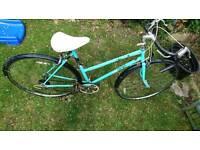 BSA Sport racer bike