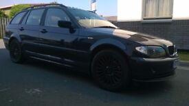 BMW 320D ESTATE TOURING F A B U L O U S C O N D I T I O N