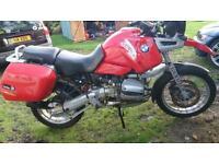 BMW R1100GS 1100cc