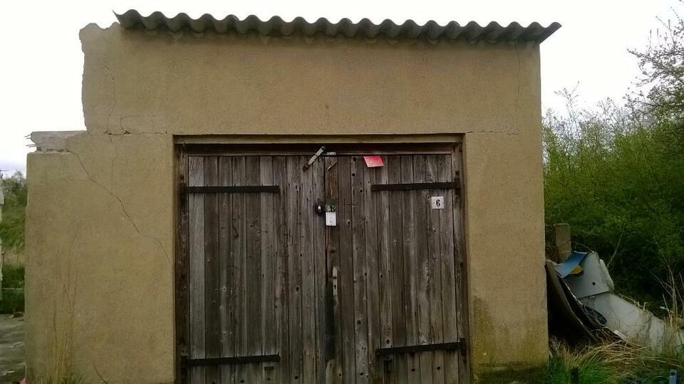 Garage, Werkstatt  Funde Emailleschilder, Blechschilder Reklame in Güstrow - Landkreis - Krakow am See