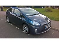 TOYOTA PRIUS 2010 T4 1.8 VVTI HYBRID, 5 DOOR HATCHBACK AUTOMATIC, LONG PCO UBER READY 5495