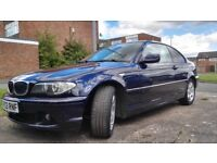 Bmw e46 coupe Facelift 2003