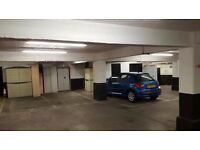 Underground car park space available in Camden Town - Long term let £200/month