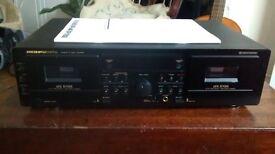Marantz Twin Cassette Deck
